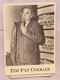 image of The Irish Forum cordially invites you to honor Mr. Tim Pat Coogan of Dublin, Ireland (program/mailer)