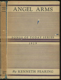 Angel Arms by Fearing Kenneth - First edition - 1929 - from Caliban Books ABAA-ILAB and Biblio.com