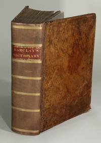 A complete and universal dictionary of the English language comprehending the explanation, pronunciation, origin & synonymies of each word ... with a variety of other useful information...A new edition enlarged, improved, & adapted to the present state of science