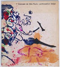 Alechinsky, Reinhoud, Marchoul. 7e biennale de São-Paulo: participation belge.