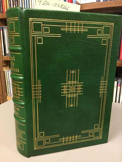 Norwalk, CT: Easton Press, 1991. Hardcover. Octavo, 463 pages; VG; bound in fine green genuine leath...