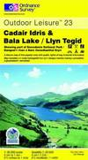 image of Cadair Idris and Bala Lake/Llyn Tegid (Outdoor Leisure Maps)