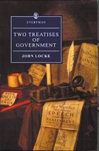 image of Two Treatises of Government (Everyman)