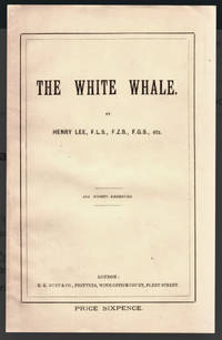 image of [Moby Dick] The White Whale