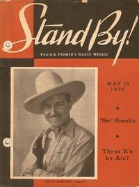 STAND BY!  PRAIRIE FARMER'S RADIO WEEKLY, May 18, 1938