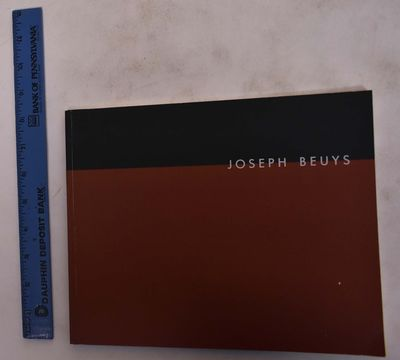 New York: Dia Art Foundation, 1988. Paperback. VG. Brown and black warps with gray lettering. 41 pp....