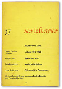 The Embers of Easter 1916-1966 [in] New Left Review no. 37 (May-June 1966)
