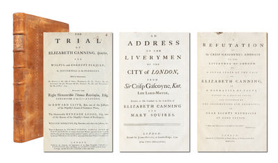 The Trial of Elizabeth Canning,...
