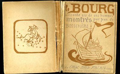 Paris: Emile-Paul Freres, 1922. First Edition. Softcover. Good Condition. Original wraps, a bit worn...
