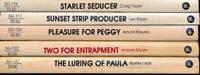 Seduction Sagas (5 adult paperbacks)