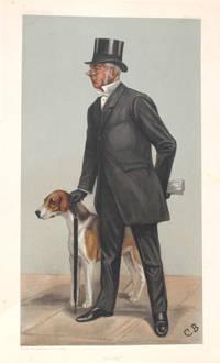 A Judge  (Dog Judge).  Rev. Cecil Legard