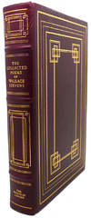 image of THE COLLECTED POEMS OF WALLACE STEVENS Franklin Library