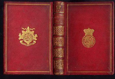 Deighton, Bell: Cambridge Univ. Press, 1860. Hardcover (Full Leather). Very Good Condition. Full red...