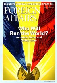Foreign Affairs, January/February 2019; v. 98, no. 1
