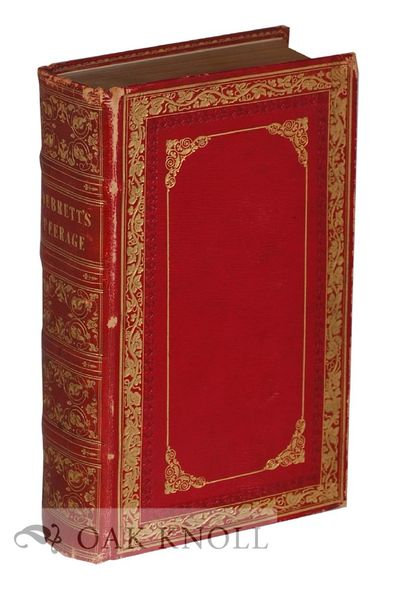 London, England: William Pickering, 1843. contemporary gilt stamped leather, all edges gilt. 8vo. co...