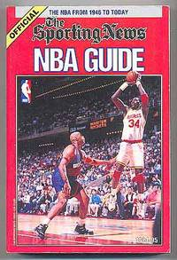The Sporting News Official NBA Guide 1994-95