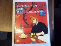 Impressionism and post-Impressionism....