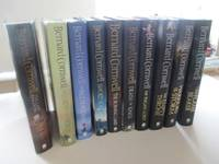 image of The Warrior chronicles (Saxon tales); set of 10 hardback books [The last  Kingdom: The pale horseman: The Lords of the North: Sword song: The  burning land: Death of Kings: The pagan Lord: The empty throne: Warriors  of the storm; The flame bearer]