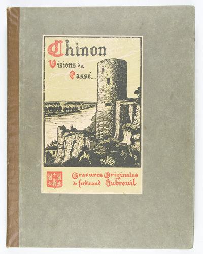 Tours: Albert Arrault, 1935. Hardcover. vg. 4to. 1/5 signed copies. Unpaginated. Portfolio binding i...