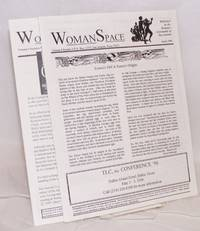 WomanSpace: vol. 8, #6, April 1996 & vol. 9, #5 March 1977 [two issues]