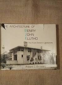 The Architecture of Henry John Klutho