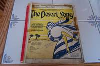 Lawrence Schwab and Frank Manel Present the Romantic Operatta The Desert Song SHEET MUSIC #7896-10