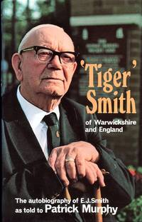 image of Tiger Smith of Warwickshire and England