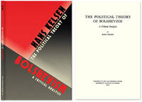 The Political Theory of Bolshevism: A Critical Analysis by  Hans (HARDCOVER) Kelsen - Hardcover - 2011 - from The Lawbook Exchange Ltd (SKU: 47118)