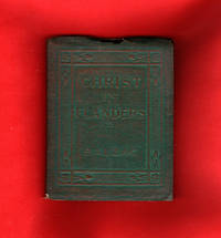 """Christ in Flanders - Two Variants - Little Leather Library, Redcroft Green & Copper Edition. Two Variants, """"Lost by a Laugh"""" and """"Christmas"""" as Last Stories. Miniature Books, Circa 1921"""