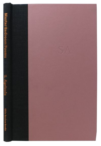 Athens OH: An Ohio Review Book, 1985. 1st edition. Black cloth spine with pink paper-wrapped boards....