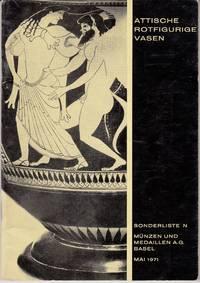 Attische Rotfigurige Vasen. Bücher über Archäologie. Sonderliste N.
