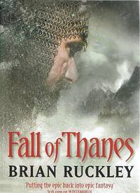 image of Fall Of Thanes: The Godless World. Book Three