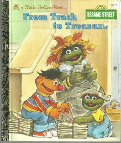 Image for SESAME STREET FROM TRASH TO TREASURE