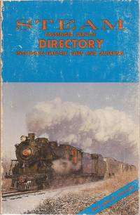 image of Steam Passenger Service Directory including Electric Lines and Museums, 1988