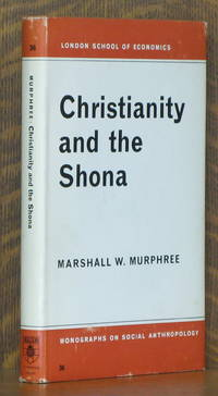 image of CHRISTIANITY AND THE SHONA