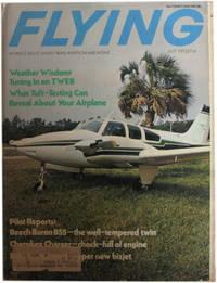 Flying Magazine. July, 1973. Vol. 93, No. 1