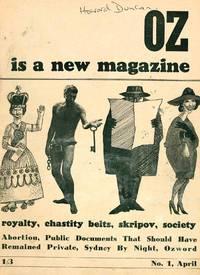 Oz. No. 1 (April 1963) through No. 41 (February 1969) (all published)