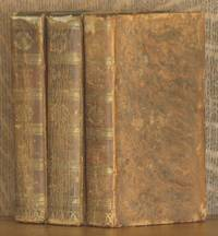 THE WORKS OF THE BRITISH POETS (VOLS 11, 12 AND 14 ONLY - INCOMPLETE SET)
