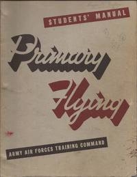 image of Students' Manual: Primary Flying