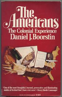 image of The Americans: The Colonial Experience