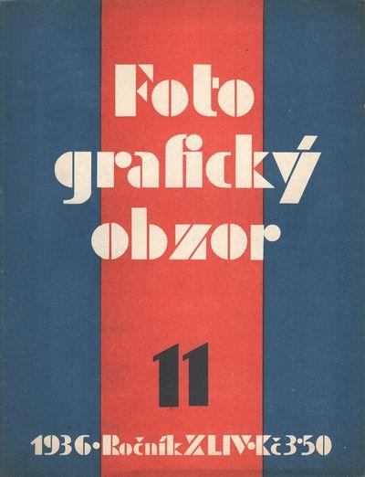 Prague: 1936. Quartos (26.8 × 20.4 cm). Original staple-stitched typographic wrappers; 288 pp., ...