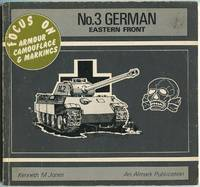 image of No. 3 Germany: Eastern Front (Focus On Armour Camouflage & Markings)