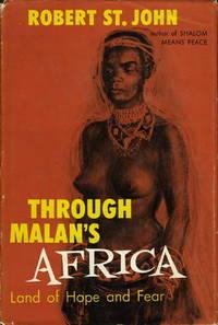 image of THROUGH MALAN'S AFRICA.