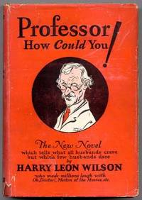 New York: Cosmopolitan, 1924. Hardcover. Fine/Very Good. First edition. Some slight tarnish to the g...