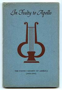New York: Fine Editions Press, 1950. Hardcover. Fine/Very Good. First edition. Foreword by Robert Hi...
