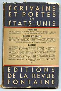 Paris: Editions de la Revue Fontaine, 1945. Softcover. Very Good. First edition thus. Very good in t...