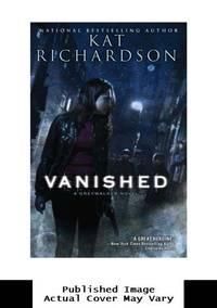 image of Vanished (Greywalker, Book 4)