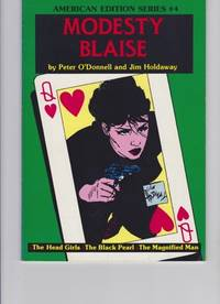 image of Modesty Blaise: The Head Girls, The Black Pearl, The Magnified Man