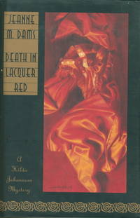 image of DEATH IN LACQUER RED.