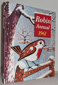 image of The Eighth Robin Annual 1961